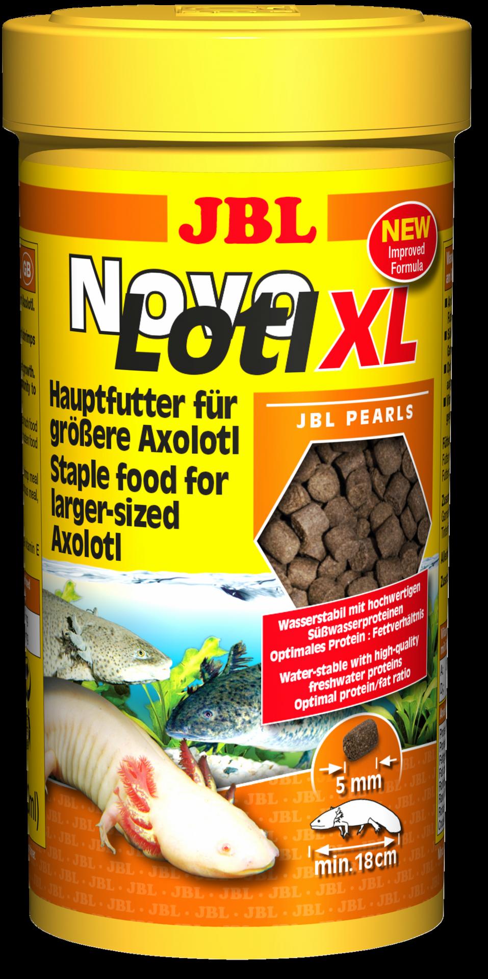 Novolotl xl